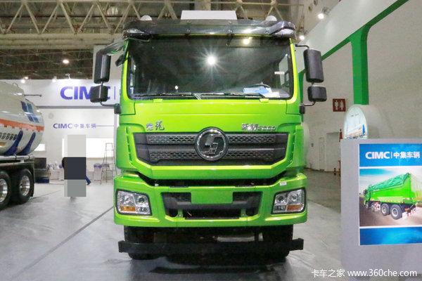 陕汽重卡 德龙新M3000 城建加强版 375马力 8X4 5.8米自卸车(SX3310MB246)
