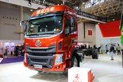 东风柳汽 乘龙H5 245马力 4X2 9.7米厢式载货车(国六)(LZ5180XXYH5AC2)