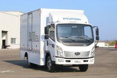 现代商用车 泓图EV 4.5T 4.22米单排纯电动厢式轻卡(CHM5040XXYZDC33BEV)115kWh