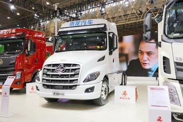东风柳汽 乘龙T7重卡 560马力 6X4长头牵引车(国六)