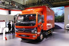 东风 凯普特K6 163马力 4.17米单排厢式轻卡(国六)(EQ5040XXY8CD2AC)
