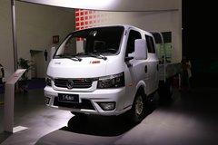 东风途逸 T5 1.6L 122马力 汽油 2.99米双排栏板小卡(国六)(EQ1031D16QC) 卡车图片