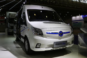 福田 圖雅諾智藍 10-14座 5.99米純電動輕型客車(續航350km)79.92kWh