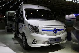 福田 图雅诺智蓝 10-14座 5.99米纯电动轻型客车(续航350km)79.92kWh