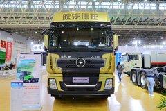 陕汽重卡 德龙X3000 430马力 6X4 LNG牵引车(国六)(SX4259XD4TLF1)