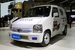 福田时代 递哥 高配版 1.5T 3.4米纯电动封闭货车10.37kWh