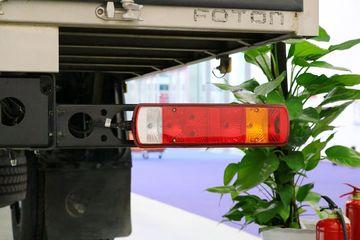 福田 欧航R系(欧马可S5) 220马力 8.1米排半厢式载货车(国六)(BJ5166XXY-2A)图片