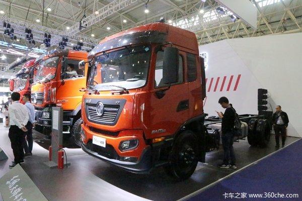 降价促销东风天锦KR载货车仅售17.20万