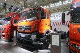 东风商用车 天龙KC重卡 430马力 8X4 7米自卸车(DFH3310A15)