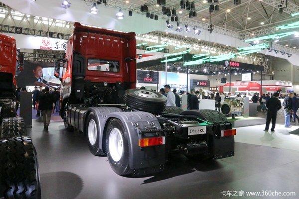 回馈客户东风天龙KL牵引车仅售34.64万