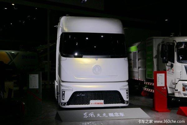 降价促销东风天龙牵引车仅售29.77万
