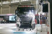江铃重汽 威龙HV5重卡 530马力 6X4 AMT自动挡牵引车