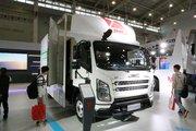 江鈴 凱銳N800  單排氫燃料廂式載貨車