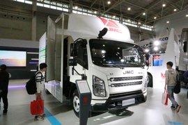 江铃 凯锐N800  单排氢燃料厢式载货车