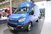 南京依维柯 欧胜超瑞系列 2020款 129马力 2.3T手动 6-9座 高顶长轴多功能客车国六