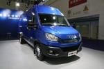 南京依维柯 欧胜运瑞系列 2020款 146马力 3.0T自动 6座 双排加长轴高顶封闭货车图片
