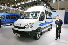 南京依维柯 欧胜 2020款 129马力 2.3T 5座 高顶商务车