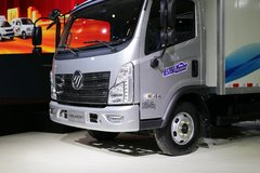福田 时代领航 143马力 4.165米单排厢式轻卡