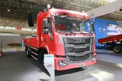 江淮 格尔发A6LII中卡 220马力 4X2 6.8米栏板载货车(HFC1181P3K2A50KS)图片