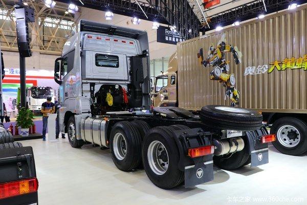 降价促销南京欧曼EST-A牵引车仅售40.50万