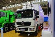 陕汽重卡 德龙L3000 旗舰版 240马力 4X2 6.75米冷藏车(国六)