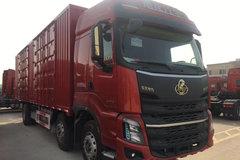 东风柳汽 乘龙H7重卡 2019款 315马力 6X2 9.6米厢式载货车(LZ5250XXYH7CB)