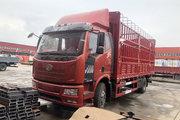 一汽解放 新J6L重卡 220马力 4X2 6.75米仓栅式载货车(国六)(CA5160CCYP62K1L4E6)