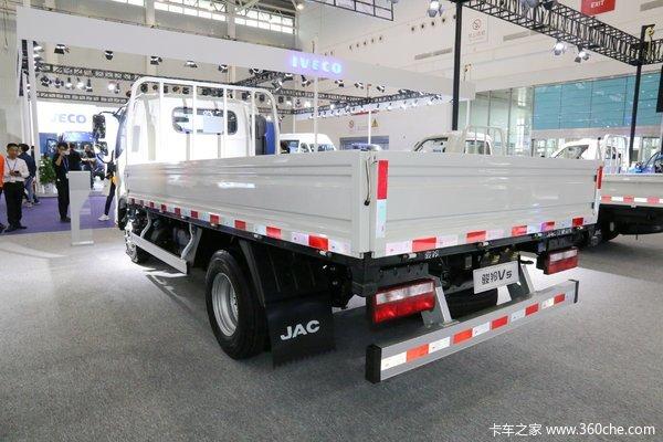 降价促销江淮骏铃V5载货车仅售9.30万元