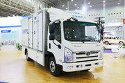 三環 新氫卡 創客 T3單排氫燃料電動廂式輕卡58.34kWh
