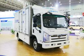 三环 新氢卡 创客 T3单排氢燃料电动厢式轻卡58.34kWh