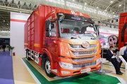 青岛解放 龙VH 2.0版 240马力 4X2 6.65米厢式载货车(CA5189CCYPK2L2E5A80)