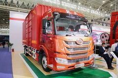 青岛解放 龙VH 2.0版 240马力 4X2 6.65米厢式载货车(CA5189CCYPK2L2E5A80) 卡车图片