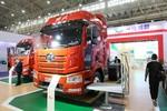 一汽解放 新J6P重卡 550马力 6X4牵引车(CA4250P66K25T1A1E5)图片