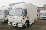 解放 J6F 4.5T 4.16米单排厢式纯电动轻卡(CA5044XXYP40L2BEVA84)81.1kWh