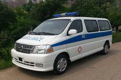 金杯 阁瑞斯 106马力 4X2 救护车(程力威牌)(SY5031XJHL-D4S1BG29)