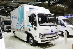 福田 欧马可智蓝 4.5T 4.14米单排纯电动厢式运输车(BJ5045XXYEV3)(箱宽2.1米)104.7kWh图片