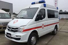上汽大通 V80 136马力 4X2 救护车(程力威牌)(CLW5047XJHS5)