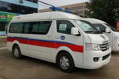 福田商务车 风景G7 129马力 4X2 救护车(BJ5039XJH-A5)