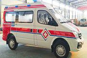 上汽大通 V80 136马力 4X2 救护车(SH5040XJHA2D5)