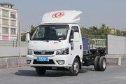 东风途逸 T5 1.6L 122马力 汽油 3.965米单排仓栅式小卡(国六)(EQ5021CCY16QCAC)