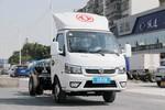 东风途逸 T5 1.6L 122马力 汽油 3.965米单排仓栅式小卡(国六)(EQ5031CCY16QEAC)图片