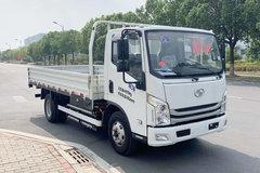 上汽跃进 EC300-33 4.5T级 4.2米单排纯电动栏板式载货车(SH1047ZFEVMZ1)106.95kWh