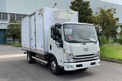 上汽跃进 EC300-33 4.5T级 单排纯电动冷藏车(SH5047XLCZFEVMZ1)106.95kWh