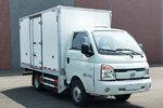 陕汽商用车 轩德E9s 4.35T 3.5米单排纯电动厢式载货车(SX5040XXYBEV281L)64.64kWh图片