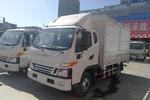 江淮 骏铃V6 156马力 3.85米排半仓栅式轻卡(HFC5043CCYP91K2C2NV)图片