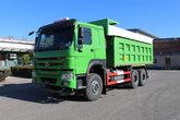 中国重汽 HOWO重卡 400马力 6X4 6米自卸车(ZZ3257V3847F1)