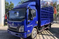 东风柳汽 乘龙L2轻卡 140马力 4X2 4.2米单排仓栅式载货车(LZ5041CCYL2AC1)图片