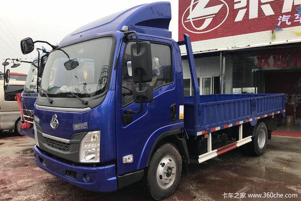 优惠0.2万东风柳汽乘龙L2载货车促销中