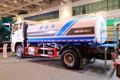 中国重汽 豪瀚N5G 220马力 4X2 洒水车(绿叶牌)(JYJ5185GSSF)