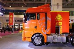 中国重汽 汕德卡SITRAK C7H重卡 500马力 6X4 AMT自动挡牵引车(3200轴距)(国六)(ZZ4256V324HF1B)